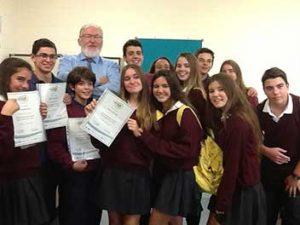 Learn English High School integration