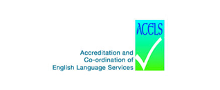 Accreditations Co-ordination English Language Services logo