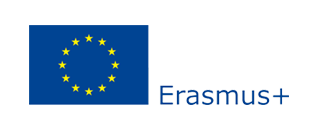 Erasmus+ logo for footer