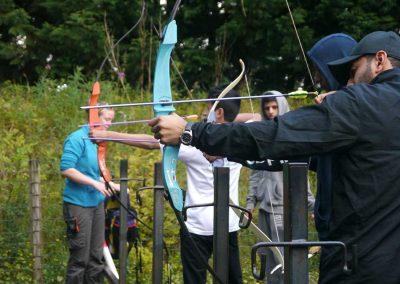 ELI activities archery