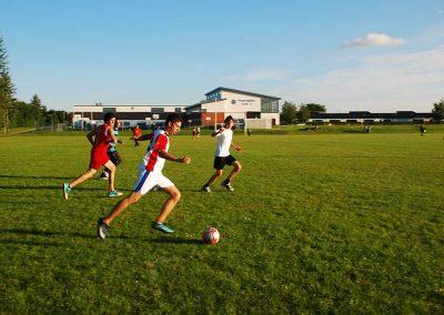 ELI activities soccer