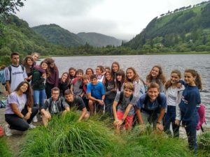 English Language Ireland Junior Summer Camp Image